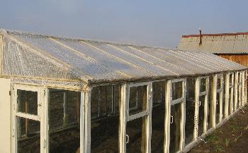 Большое количество форточных проемов обеспечит отличную вентиляцию