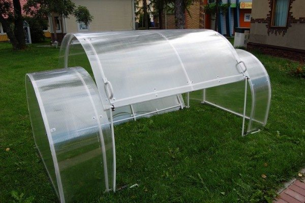 Конструкция  для выращивания рассады