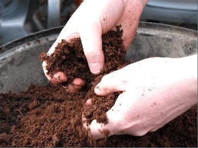 Приготовление дерново-торфяной смеси