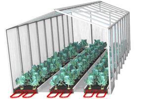 Принцип почвенного отопления