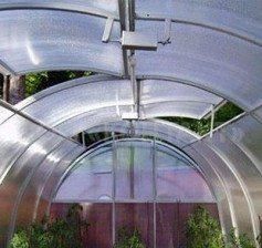 Современные системы автоматической вентиляции теплиц.