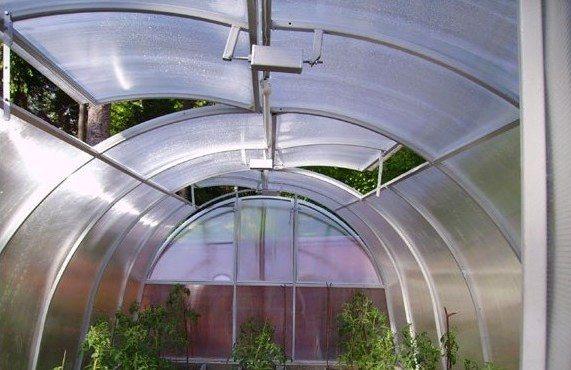 Проветривание – одно из составляющих продуктивного выращивания в закрытом грунте