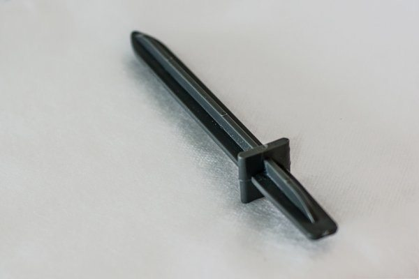 Пластиковая ножка для мини-парника