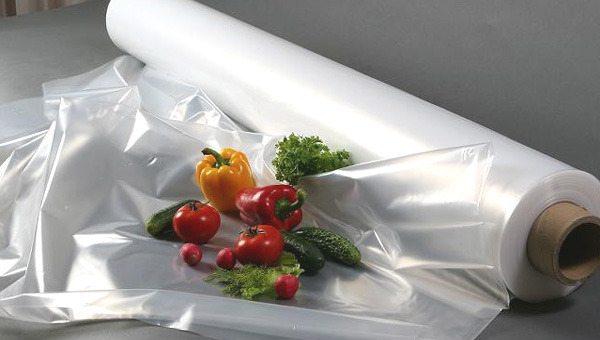 Что общего между овощами и ПВХ? Теплица
