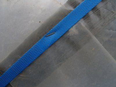 Фиксация тканевой полосой.