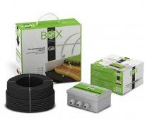 Магазинная система подогрева грунта с датчиками температуры и контролером
