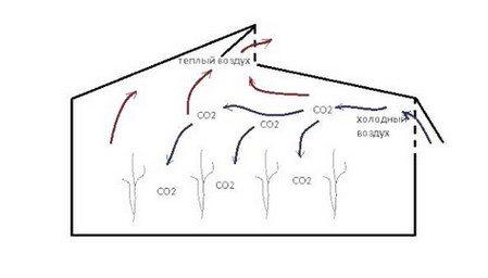 Особенности воздухообмена в конструкции Митлайдера.