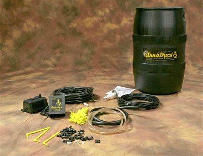 Система капельного полива заводского изготовления