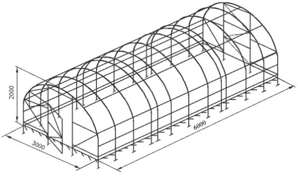 В некоторых конструкциях фундамент не нужен.