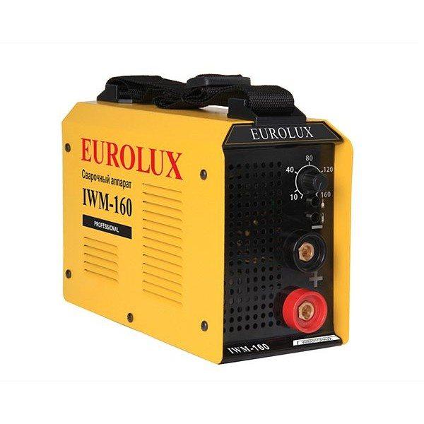 Инверторный сварочник обеспечивает большой ток при компактных размерах.