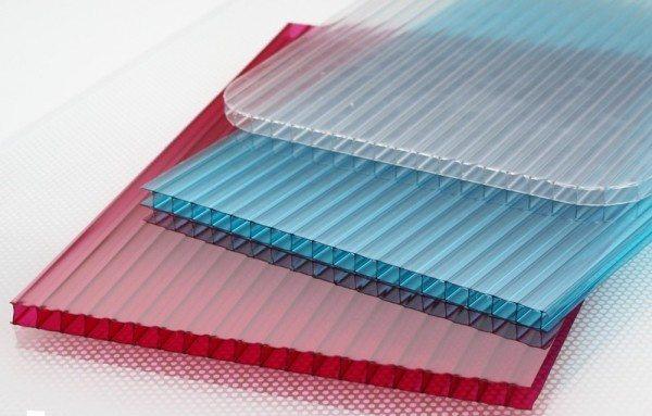 Качественный поликарбонат толщиной 6 мм