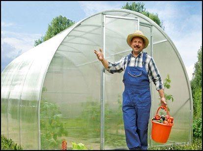 Удобная и практичная конструкция – богатый урожай и счастливый садовод
