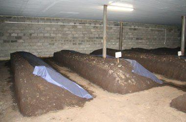 Правильное складирование грунта