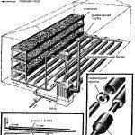 Схема водяного отопления теплицы