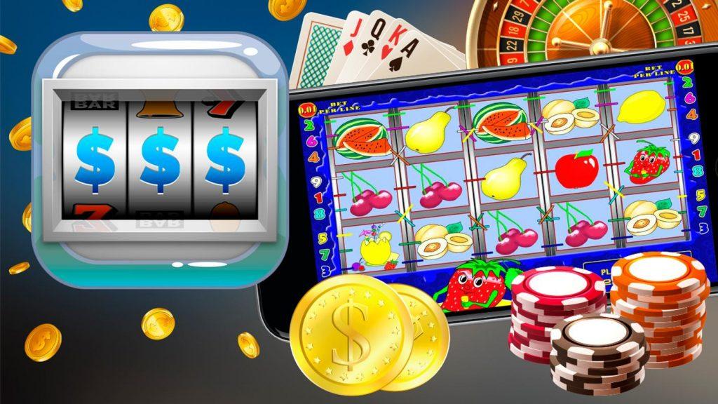 автоматы казино Parimatch